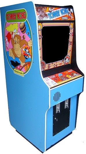 Donkey kong stand up 1,200.00 (lots of new parts)