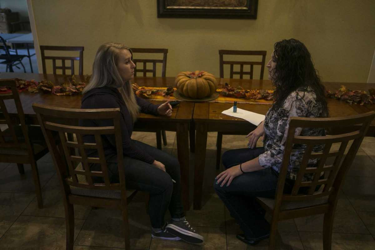 Post Prison women find a faith based haven at Grace House