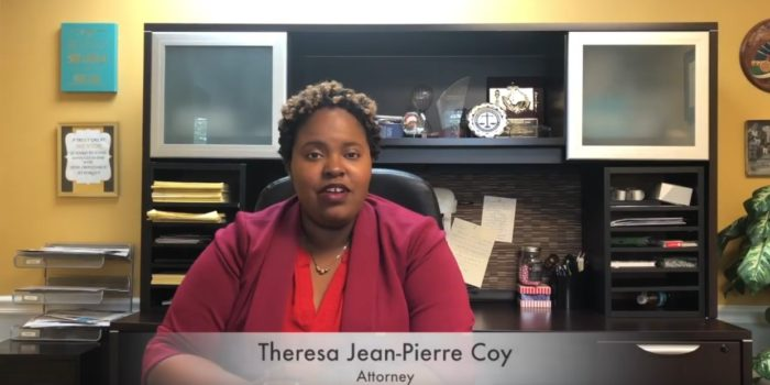 Take 5 with Theresa Jean-Pierre-Coy
