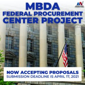 MBDA Federal Procurement Center Project