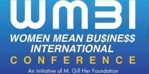 Women Mean Bu$ine$$ International Conference
