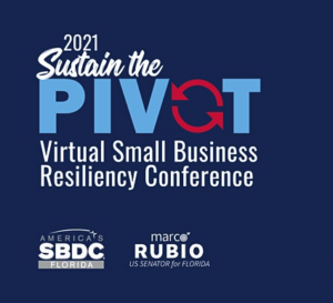 Virtual Small Business Resiliency Conference: Sustain the Pivot