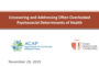 Toney HealthCare Presents Webinar on Uncovering and Addressing Often Overlooked Psychosocial Determinants of Health (presented in collaboration with the Association of Community Affiliated Plans)