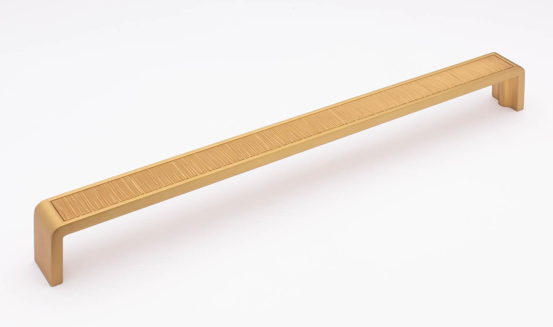 Brushed in Satin Brass P-2001-12-SB