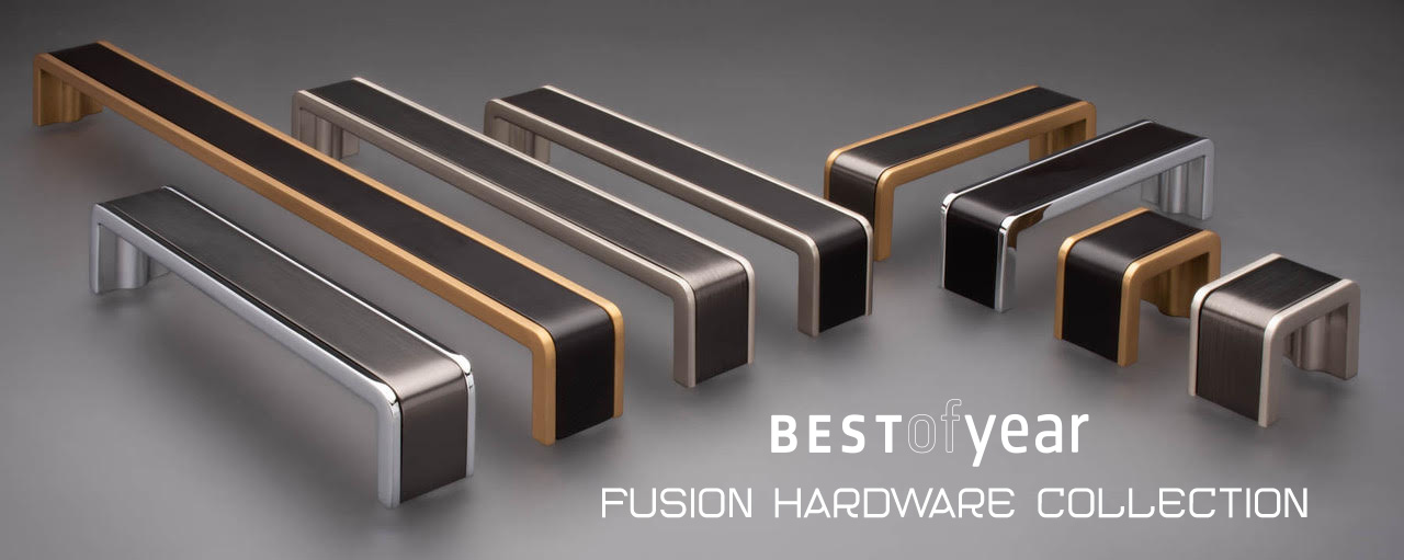 Learn more about the Fusion Hardware Collection by Sietto.