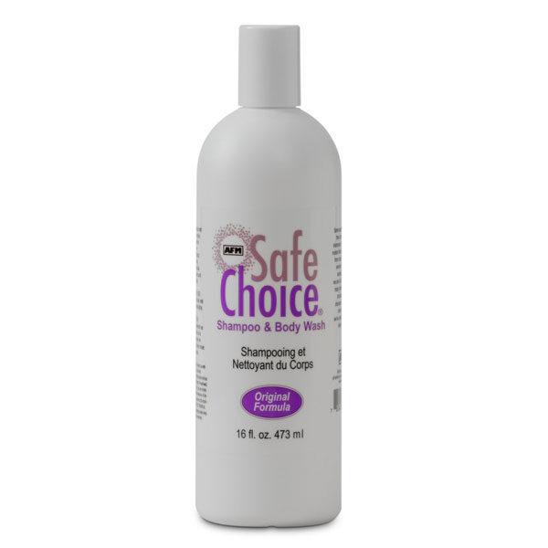 AFM Safe Choice Shampoo and Body Wash