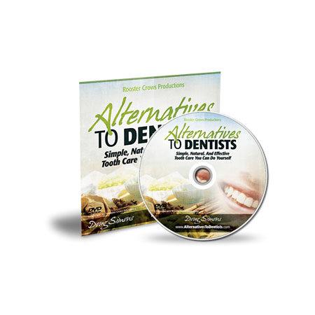 Alternatives to Dentists DVD by Doug Simons