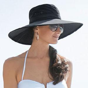 Solumbra Wide Brimmed Hat