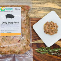 Fetching Foods Only Dog Pork