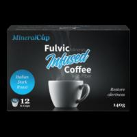 Black Oxygen Organics (BOO) Infused Coffee