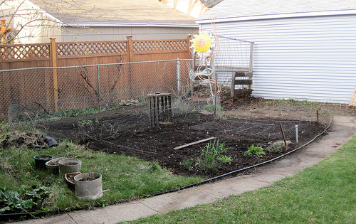 Don't have a backyard for gardening? Borrow one!