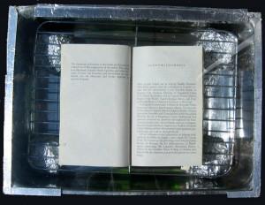 Homemade Reading Box