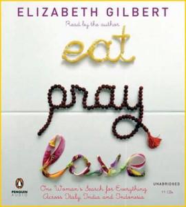 Eat, pray, love, change!