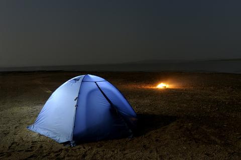 Tent Living © Wenbin Yu