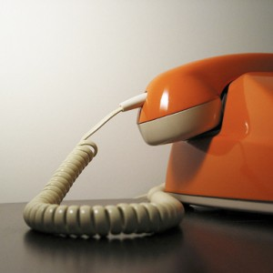Soon-to-be-obsolete landline?