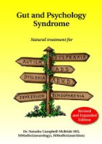 Gut and Psychology Syndrome (GAPS) Diet