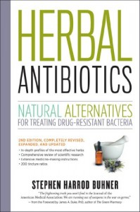 Just released: 2nd edition of Buhner's Herbal Antibiotics