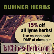 Special discount on 1st Chinese Herbs through September 14th