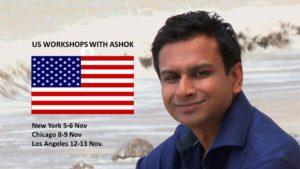 Ashok Gupta's US Tour, November 2016