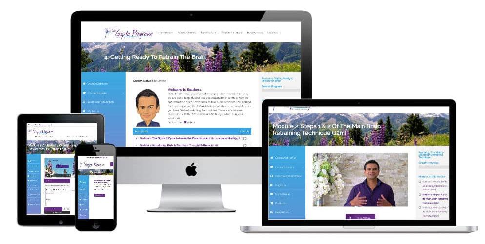 Gupta 5.0 ~ Online brain retraining program just released!