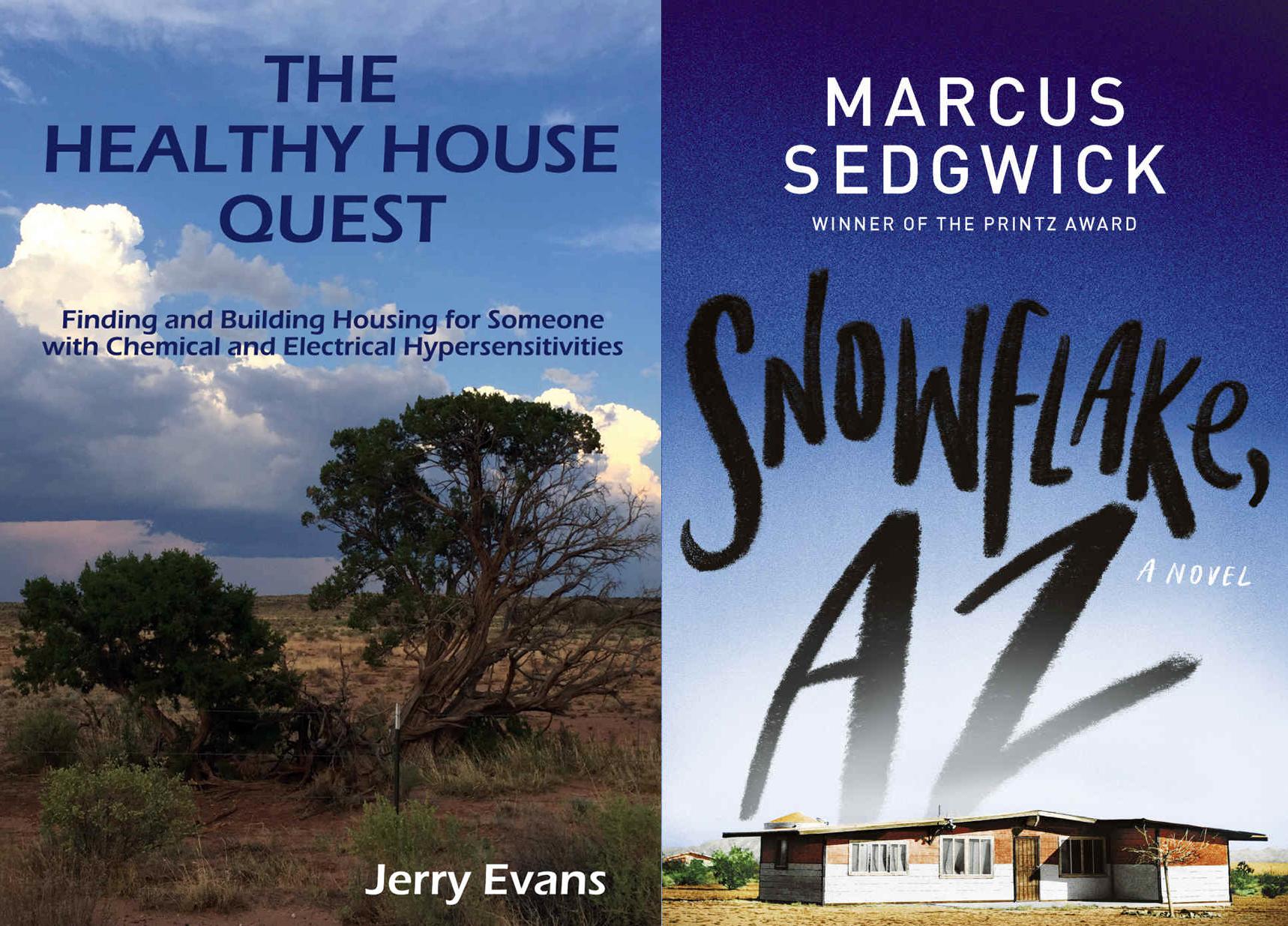 Two new books about Snowflake, Az