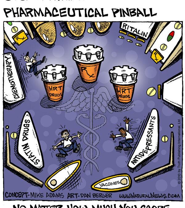 Pharmaceutical pinball
