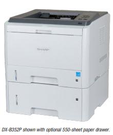 DX-B352P Image