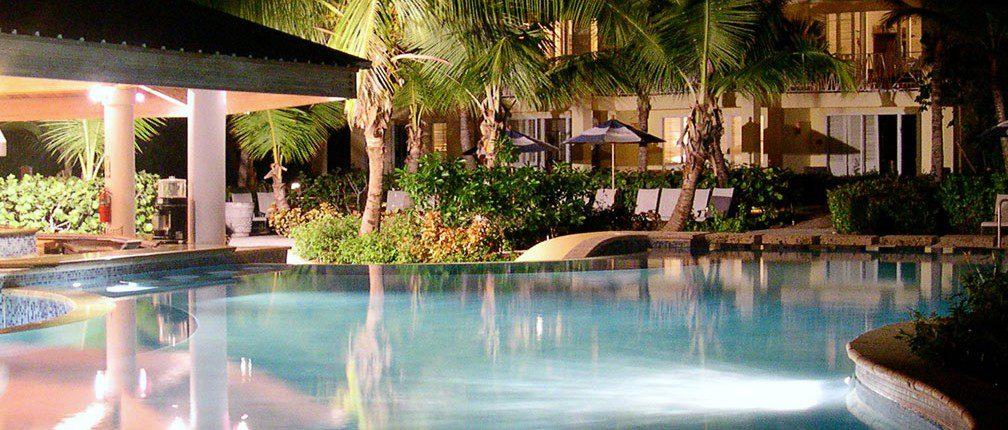 Custom Resort Swimming Pool