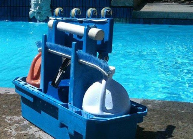 Pool maintenance tools