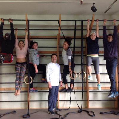 Power 9 Strength and Conditioning System