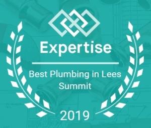 best plumber lees summit award