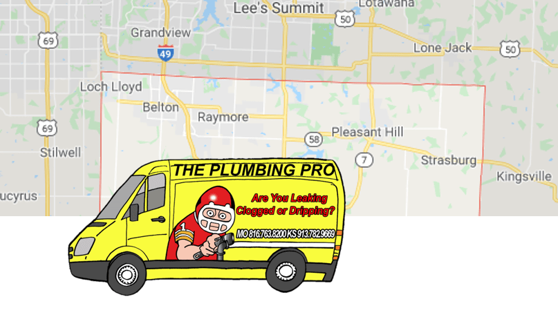 cass county map for plumbing pro