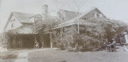 The history of Nahant Country Club