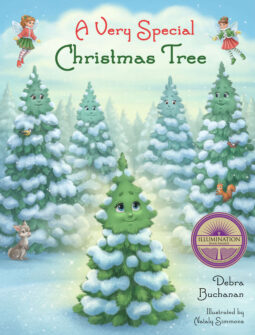 A Very Special Christmas Tree Book Cover