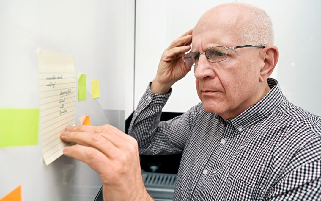 Memory Loss and Aging: What's Normal?