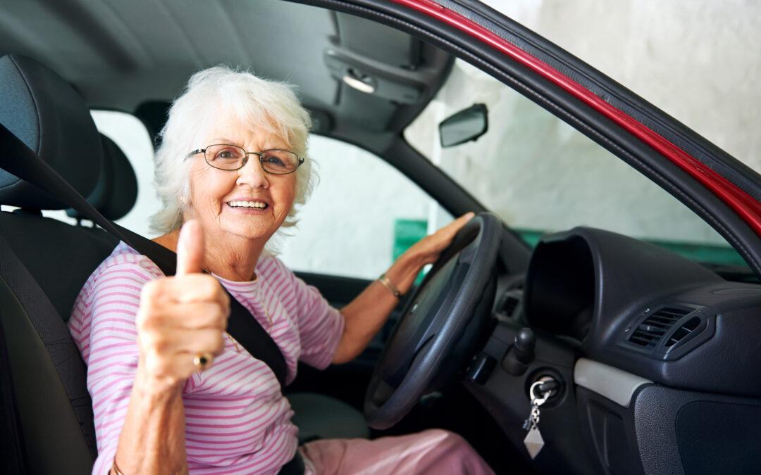 Aging Behind the Wheel