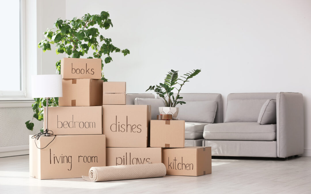 Moving to a new home later in life takes extra time