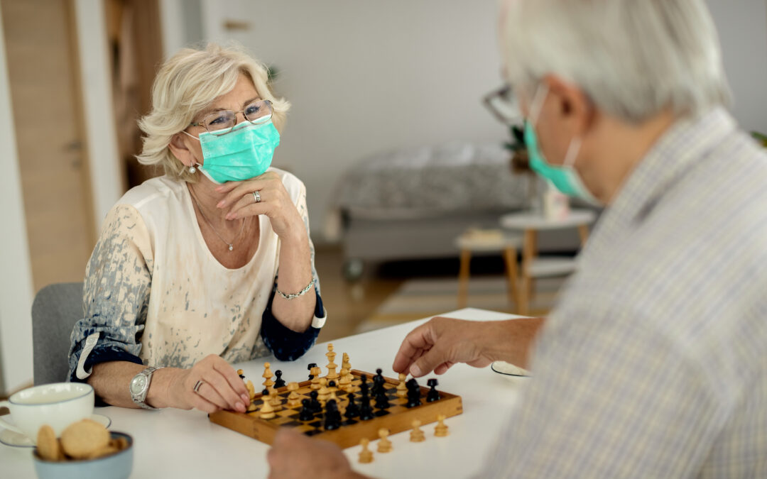 Beating the pandemic blues