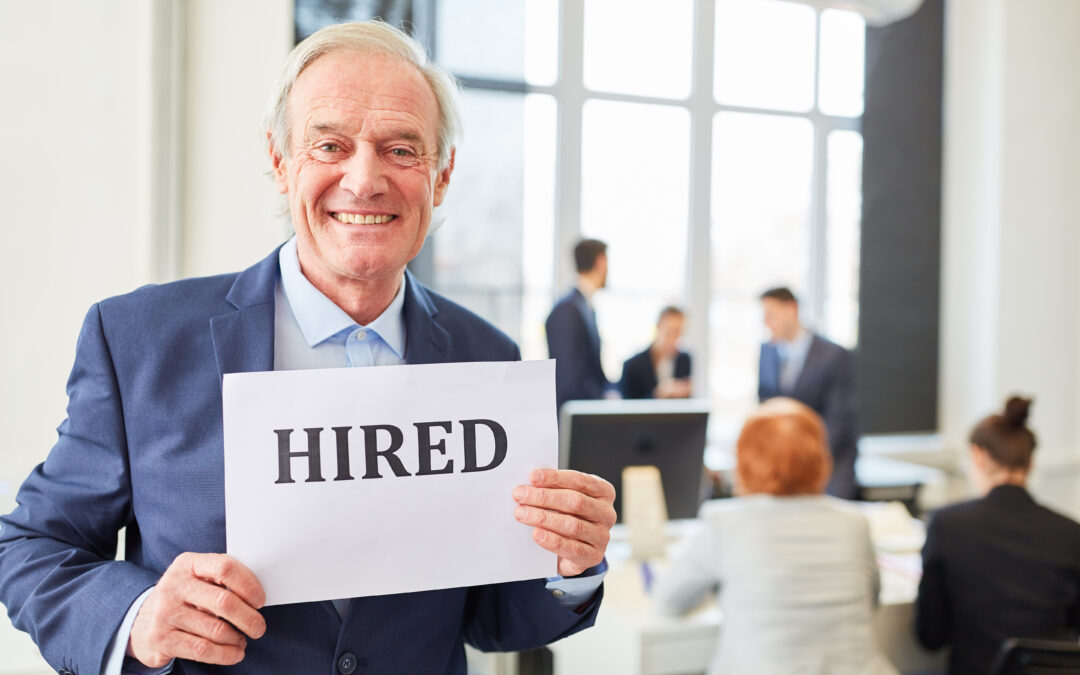 How to Find a Part-time Job as a Senior