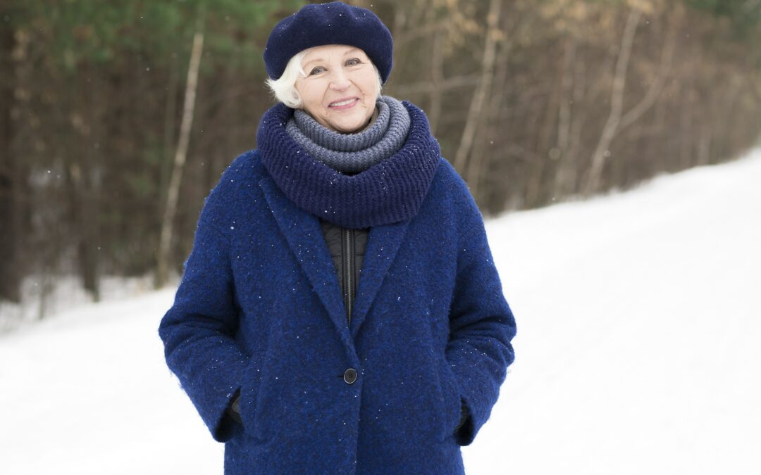 Older Adults Are More at Risk for Hypothermia