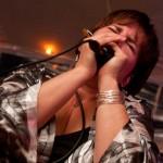 Lisa Mann backs up Boston's Diane Blue in whirlwind NW tour