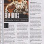 Bass Guitar Magazine features Lisa Mann