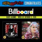 Old Girl hit the Billboard Blues chart!