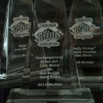 Lisa Mann & Her Really Good Band win three Muddy Waters Awards
