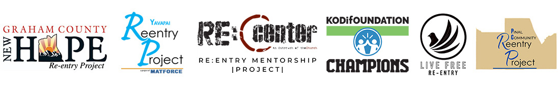 Reentry Project Logos