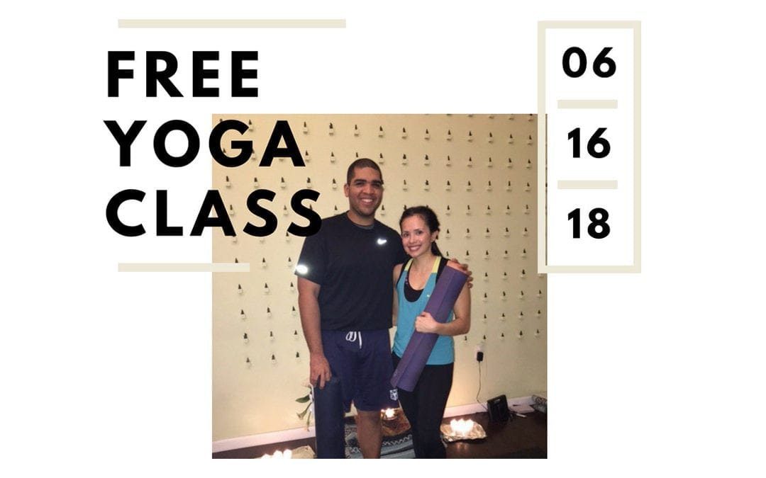 Free yoga for 7th anniversary