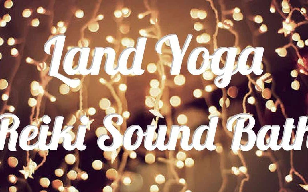 Reiki Healing + Sound Bath- December 9th