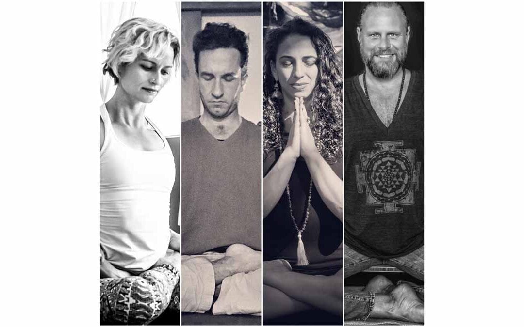 Kirtan with Nina Rao Two Guided Meditation Practices