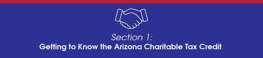 Getting to know the Arizona charitable tax credit