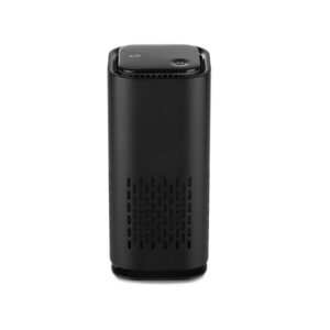 Mini Car Home Air Purifier and Night Light with Real HEPA Filter_0